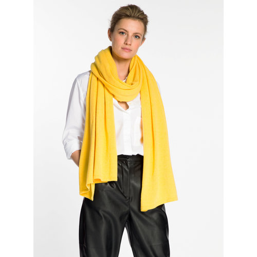 Sjaal SjaalMania Cosy Chic Lemon