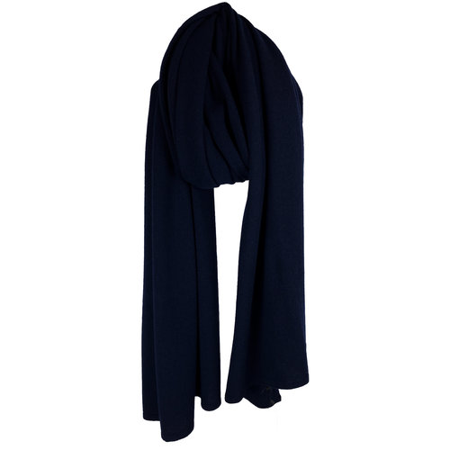 Travel Wrap Cosy Chic Navy Blue