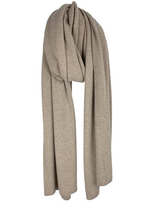 Sjaal Cosy Chic Soft Taupe Melee