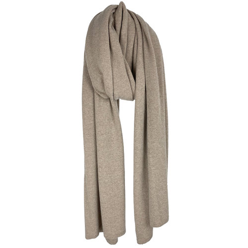 Travel Wrap Cosy Chic Soft Taupe Melee