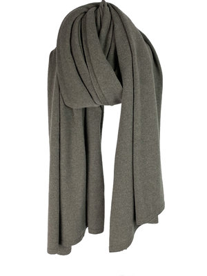 Travel Wrap Cosy Short Olive Melee.