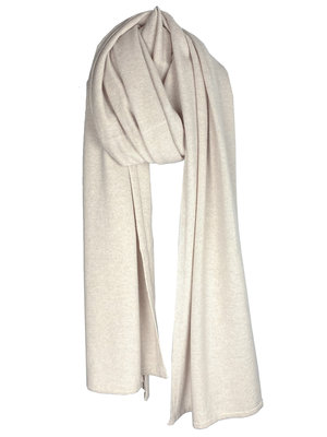 Sjaal Cosy Chic Light Sand