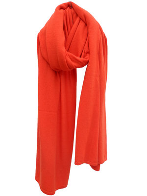 Sjaal SjaalMania Cosy Chic Poppy Red