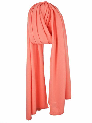 TravelWrap Cosy Chic Coral Blush