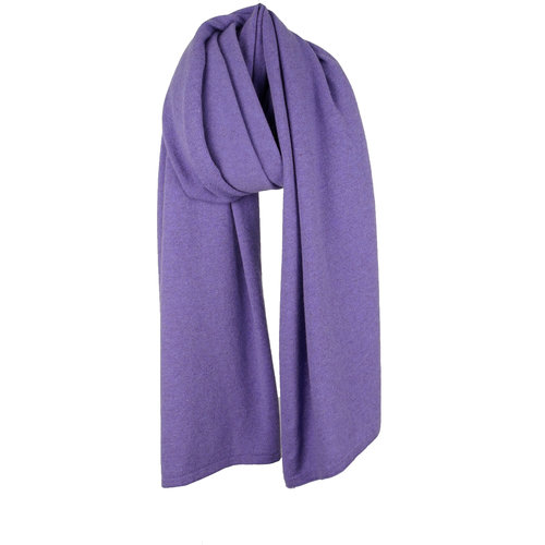 Sjaal SjaalMania Cosy Short Purple Haze