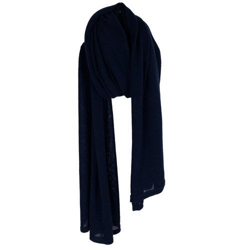 Cosy Eco Cotton Navy Blue