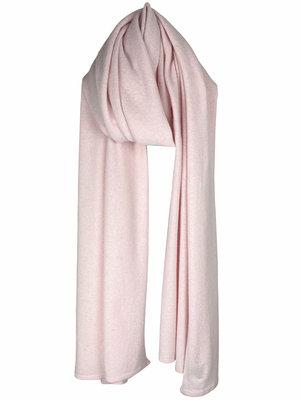 Sjaal SjaalMania Cosy Chic Light Pink
