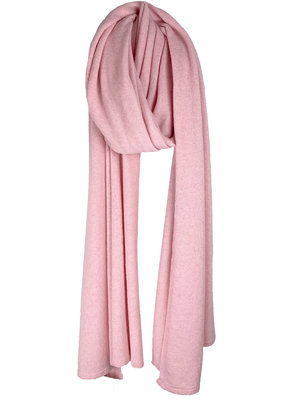 Cosy Travel Light Wrap - Chateau Rose