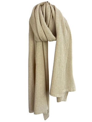 Cosy Eco Cotton Sand