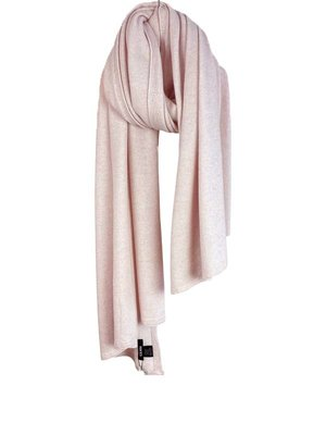 Travel Wrap Cosy Short Soft Pink