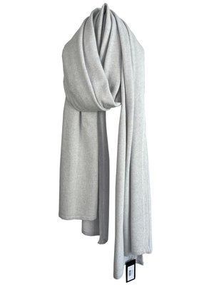 Travel Wrap Cosy Chic Ice Grey Melee