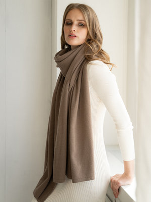 Travel Wrap Cosy Chic Taupe Mat