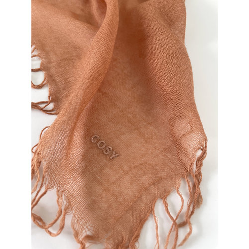 Scarf Cosy Cashmy Toasted Nut