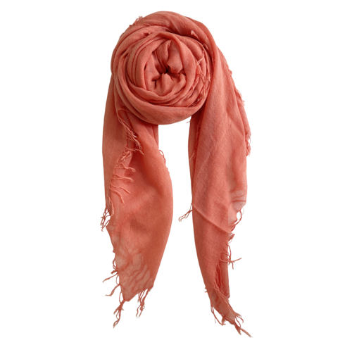 Scarf Cosy Cashmy Coral