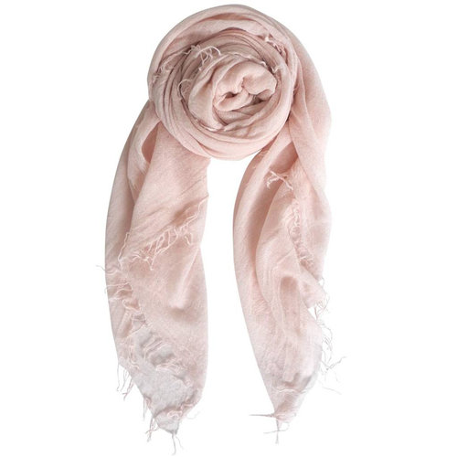 Scarf Cosy Cashmy Barely Pink