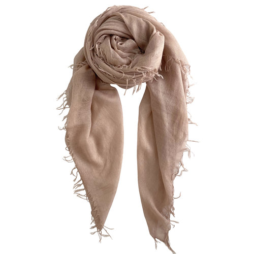 Scarf Cosy Cashmy Rugby Tan