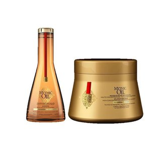 L'Oreal Mythic oil combi pack for thin and normal hair