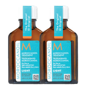 Moroccanoil Treatment Light 25ml Duopack
