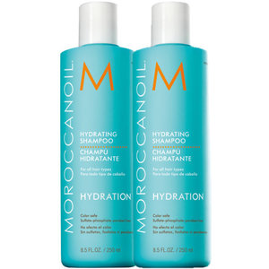 Moroccanoil Hydrating Shampoo 250ml Duopack
