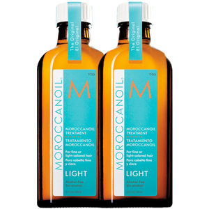 Moroccanoil Treatment Light 100ml Duopack
