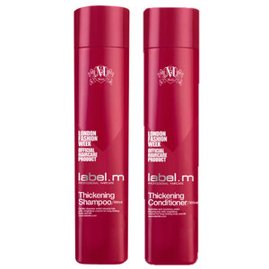Label.m Thickening Shampoo & Conditioner