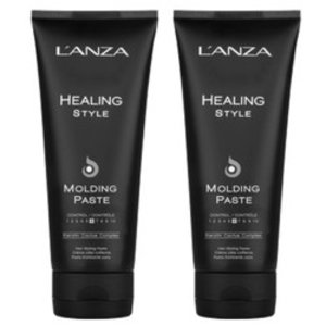 Lanza Healing Style Molding Paste 175ml Duopack