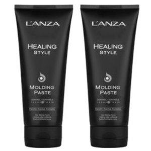 Lanza Healing Style Molding Paste 200ml Duopack