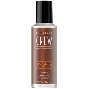 American Crew Tech Series Control Foam 200 ml