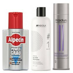 Shampoo voor grijs haar
