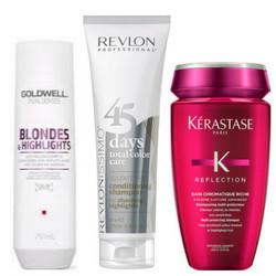 Shampoo voor highlights