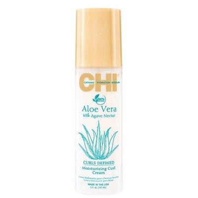 CHI Aloe Vera with Agave Nectar Moisturizing Curl Cream 147ml