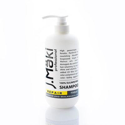 J.Mäki Professional Repair Shampoo