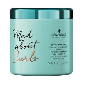 Schwarzkopf Mad About Curls Butter Treatment 500ml