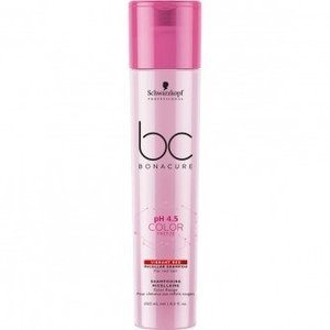 Schwarzkopf BC Bonacure Color Freeze Vibrant Red Micellar Shampoo 250ml