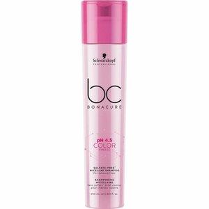 Schwarzkopf BC Bonacure Color Freeze Sulfate-Free Micellar Shampoo 250ml