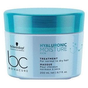 Schwarzkopf BC Bonacure Hyaluronic Moisture Kick Treatment 200ml