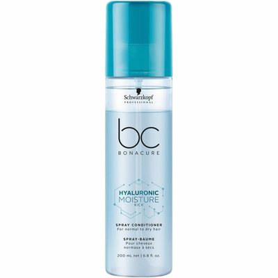 Schwarzkopf BC Bonacure Hyaluronic Moisture Kick Spray Conditioner 200ml