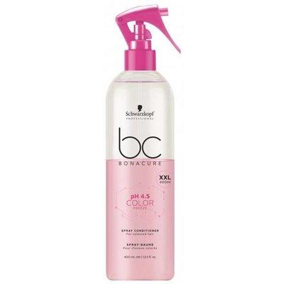 Schwarzkopf BC Bonacure Color Freeze Spray Conditioner 400ml