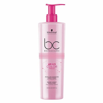 Schwarzkopf BC Bonacure Color Freeze Conditioner 500ml