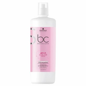 Schwarzkopf BC Bonacure Color Freeze Silver Micellar Shampoo 1000ml
