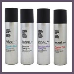 Label.M Powder Spray Color