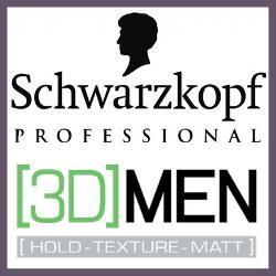 Schwarzkopf (3D) Men