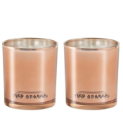 Ted Sparks Rose Gold Cedarwood & African Flower Demi Duo Pack