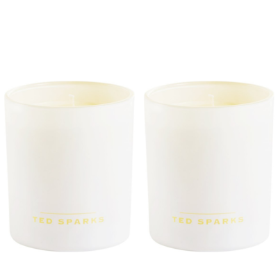 Ted Sparks Bergamot and Sandalwood Demi Duo Pack