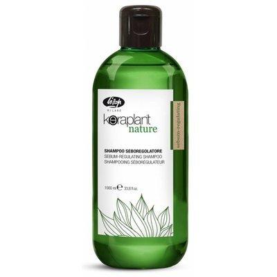Lisap Keraplant Nature Sebum-Regulating Shampoo 1000ml
