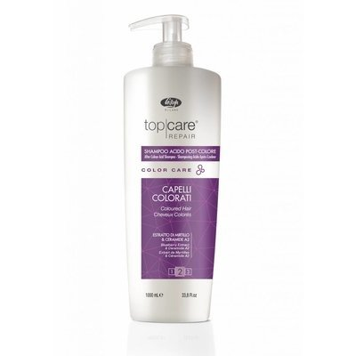 Lisap Color Care After Colour Acid Shampoo 1000ml