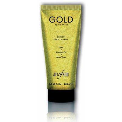 Art of Sun Gold Brilliant Dark Bronzer 200ml