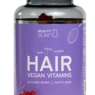 Beauty Bear Hair Vitamines 150gr