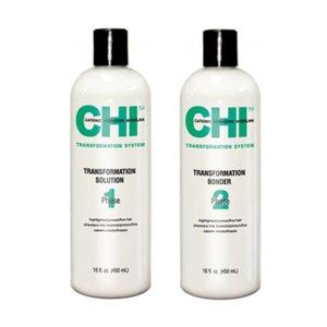 CHI Transf. Solution + Bonder Fase 1 Formule C Poreuze fijn haar