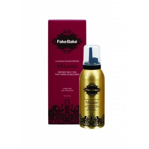 Fake Bake Golden Bronze Instant Mousse